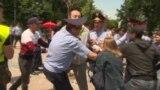 ყაზახეთის საპრეზიდენტო არჩევნები შეტაკებებისა და დაპატიმრებების თანხლებით