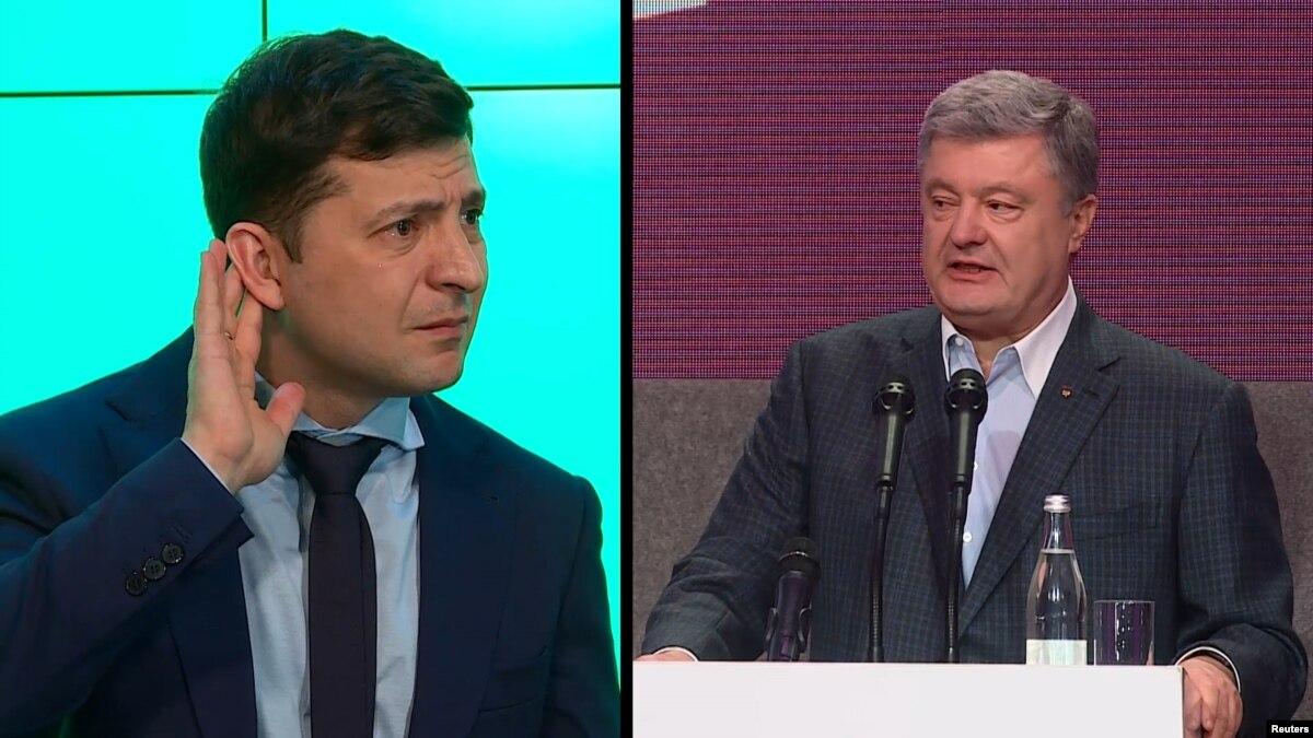 Порошенко раскритиковал идею Зеленского про совместное патрулирование на Донбассе