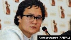 Эмир Байгазин, кинорежиссер.