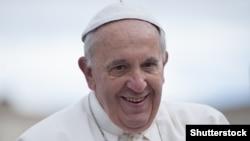 В этом году Рождество впервые отмечается в Ватикане при папе римском Франциске