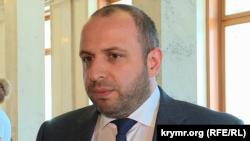 Yuqarı Rada deputatı, Ukrainanıñ PACE eyyetiniñ azası Rustem Umerov, 2021 senesi iyülniñ 13-ü