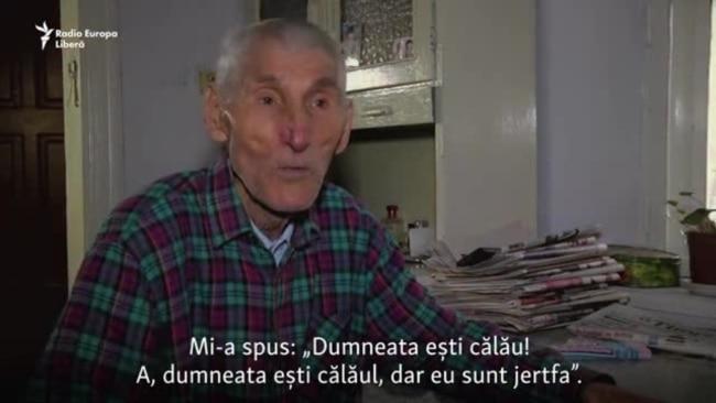 Spovedania unui moldovean care a participat la deportarea consătenilor săi