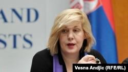 Представник ОБСЄ з питань свободи ЗМІ Дуня Міятович