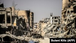 Prizor iz Rake, Sirija