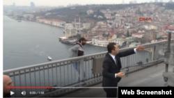 Erdoğanın adamları intihar etmək istəyənə prezidenti göstəriblər