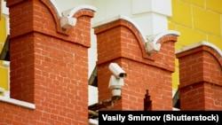 Кремлівська стіна, архівне фото