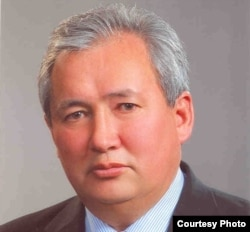 Иштван Мандоки Коңурдун кыргыз досу Разак Сайдилканов.