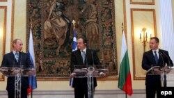 Acordul ruso-bulgaro-elen a fost semnat la Atena în 2007
