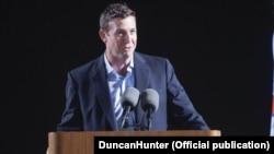 Конгресмен-республіканець Данкен Гантер