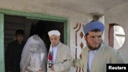 Tacikistanda nikah mərasimi