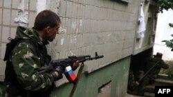Луганск, 2 июня 2014