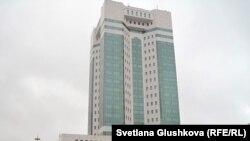 Дом правительства Казахстана. Иллюстративное фото.