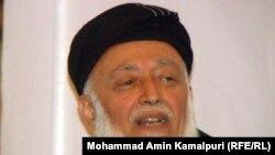 Бұрынғы ауған президенті Бурхануддин Раббани