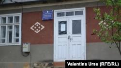 Село Валя-Трестиень