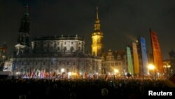Дрезденда урам җыены, 2015 елның 19 октябре