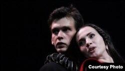 """Самарский драмтеатр, """"Леди Макбет"""", трагедия Шекспира. Режиссер - Альгирдас Латенас"""