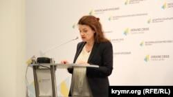Фіона Фрейзер, голова Моніторингової місії ООН в Україні
