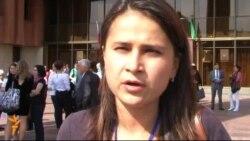 Форум делегаты: Алия Вәлиева (Германия)