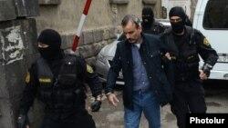 Задержание Жирайра Сефиляна