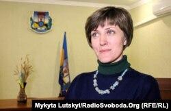 Председатель Золотоколодезского сельсовета Татьяна Сидоренко