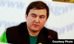 Максат Кунакунов.