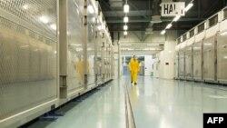 Իրան - Ֆորդոյի ստորգետնյա միջուկային գործարանը, 6-ը նոյեմբերի, 2019թ․