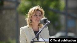 Shefja e zyrës së BE-së në Kosovë, Nataliya Apostolova