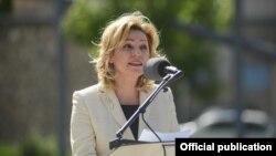 Natalija Apostolova, šefica kancelarije EU na Kosovu