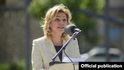 Nataliya Apostolova, përfaqësuesja e BE-së në Kosovë