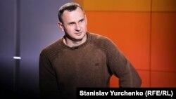 Режисер та колишній політв'язень Олег Сенцов у студії Радіо Свобода
