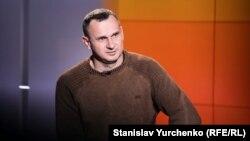 Олег Сенцов в студии Крым.Реалии