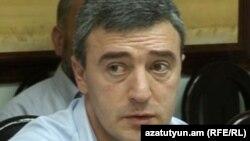Լոռու մարզպետ Արթուր Նալբանդյանը: