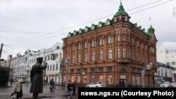 Доходный дом Голованова, Томск.