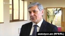 Ованнес Игитян беседует с Радио Азатутюн (архив)
