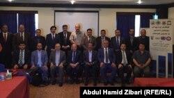 مؤتمر تطوير النظام القضائي في إقليم كردستان العراق