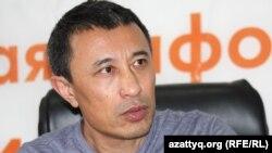 Режиссер Ермек Тұрсынов. Алматы, 20 сәуір 2012 жыл.