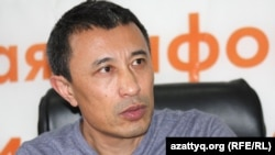 Ермек Турсунов, режиссер, сценарист, 20 апреля 2012 года.