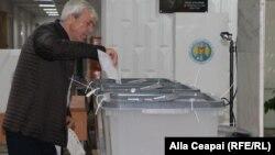 Imagine generică de la ultimele alegeri din R. Moldova. 20 octombrie 2019