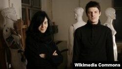 Луция Удвардыова и Петр Гонда, создатели музыкальной платформы Easterndaze