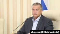 Сергій Аксььонов