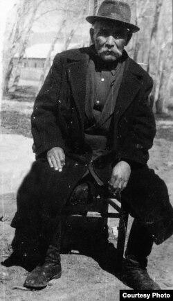 Жусуп Молдо. 1950-жж.