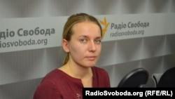 Аналітик незалежного аналітичного центру CEDOS Олександра Слободян