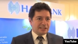Mehmet Hakan Atilla, a deputy general manager of Turkey's Halkbank