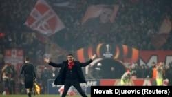 Stadion Crvene zvezde u Beogradu