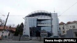 Zgrada televizije PINK, Beograd