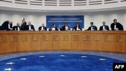 Франци -- Европера адамийн бакъонашкахула йолу кхел (European Court of Human Rights (ECHR) ), Страсбург.