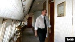 Президентский лайнер главы российского государства