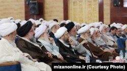 یکی از نشستهای منطقهای جامعه مدرسین در مهر ماه ۹۴