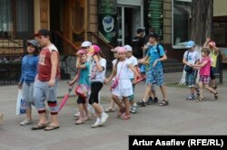 Мариупольские школьники