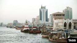 دوبی در امارات متحده عربی